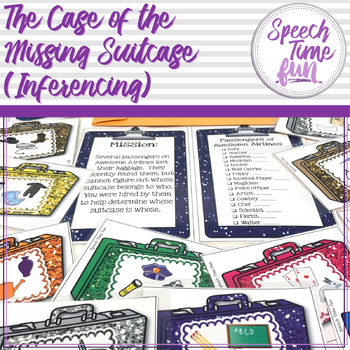The Case Of The Missing Suitcases (Inferencing)