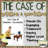 The Case of Rotation & Revolution (NGSS)