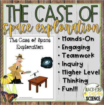 The Case of Space Exploration (NGSS Aligned)
