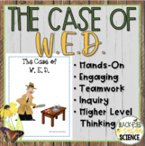 The Case of W. E. D. (Weathering, Erosion, Deposition) [Sk