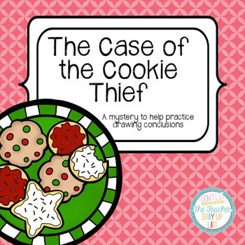 Drawing Conclusions: Christmas {The Case of the Cookie Thief}