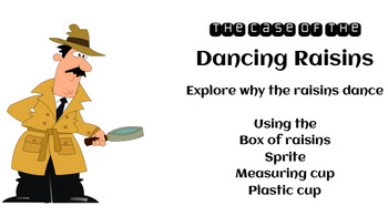 The Case of the Dancing Raisin