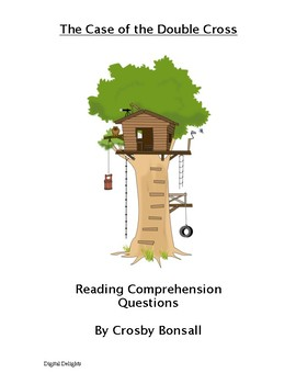 The Case of the Double Cross Reading Comprehension Questions