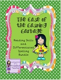 The Case of the Gasping Garbage Can Reading/Spelling Bundle (Reading Street)