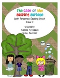 The Case of the Gasping Garbage : Reading Street