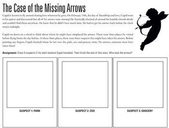 The Case of the Missing Arrows