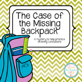 Drawing Conclusions: Back to School {The Case of the Missi