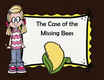 The Case of the Missing Bees -  5th Grade Trifolds + Activities