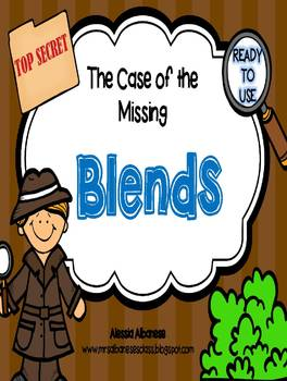 The Case of the Missing Blends