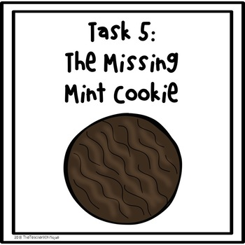 The Case of the Missing Cookies EDITABLE