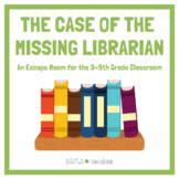The Case of the Missing Librarian: An Escape Room for 3-5th Grade