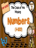 The Case of the Missing Numbers (1-100)