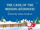 The Case of the Missing Reindeer! A Perimeter Activity