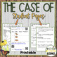 The Case of the Moving Continents (NGSS) [Graham Cracker Plate Tectonics]
