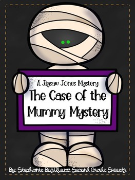 The Case of the Mummy Mystery (Comprehension Questions and More)