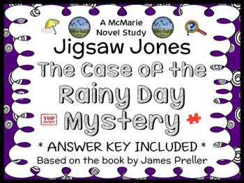 The Case of the Rainy Day Mystery (James Preller) Novel Study / Comprehension