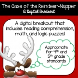 The Case of the Reindeer-Napper
