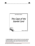 The Case of the Scarlet Cord