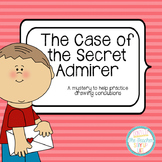 Drawing Conclusions: Valentine's Day {The Case of the Secr