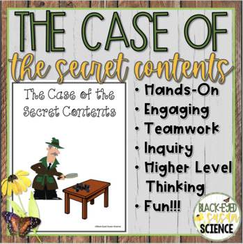 The Case of the Secret Contents (Observation and Inference)