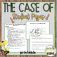 The Case of the Transforming Pebble  (NGSS Aligned) [Starburst Rock Cycle Lab]