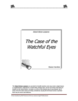 The Case of the Watchful Eyes