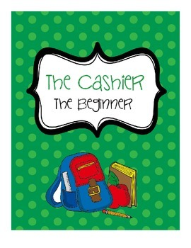 """The Cashier"" Practice with Making Change (Whole Dollar Amounts)"