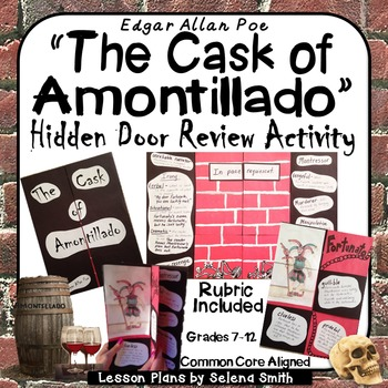 The Cask of Amontillado by Selena Smith | Teachers Pay Teachers
