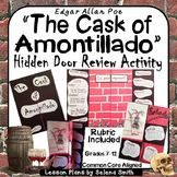The Cask of Amontillado Activity (Edgar Allan Poe)