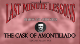 Last Minute Lessons: Read and Audio Series The Cask of Amo