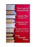 The Cask of Amontillado Common Core Standards Reading Lesson Plan