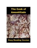 The Cask of Amontillado - Easy Reading Version with Quiz and Answer Key