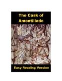 The Cask of Amontillado - Easy Reading Version with Quiz a