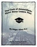 The Cask of Amontillado Edgar Allan Poe Lesson Plan, Works