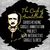 The Cask of Amontillado Google Annotation Project - Distan