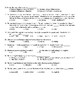 The Cask of Amontillado Multiple Choice Quiz and KEY (25 questions)