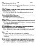 The Cask of Amontillado Questions