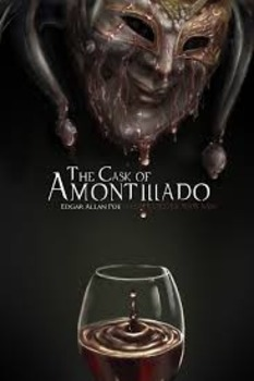 Cask of Amontillado Short Story Power Point