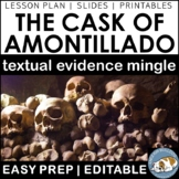 """The Cask of Amontillado"" Textual Evidence Mingle"