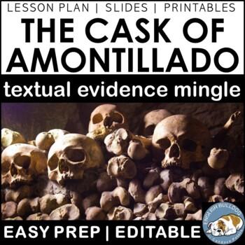 """The Cask of Amontillado"" Textual Evidence Mingle"