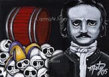 The Cask of Amontillado by Edgar Allan Poe Crossword Puzzle