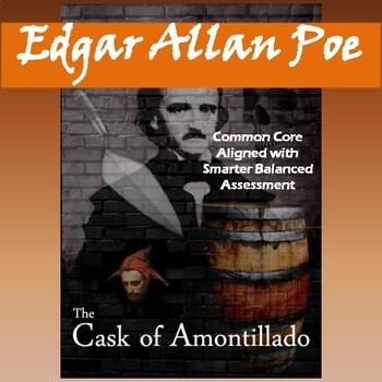 """The Cask of Amontillado"" by Edgar Allan Poe: Text, Readin"