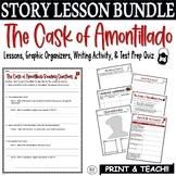 The Cask of Amontillado by Poe: Common Core ELA Test Prep