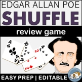 """The Cask of Amontillado"" Review Game: Poe Shuffle"