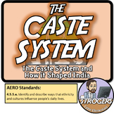 The Caste System – JIGSAW lesson!