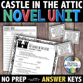 The Castle in the Attic Novel Study - A Complete Literature Unit