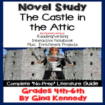 The Castle in the Attic Novel Study & Enrichment Project Menu