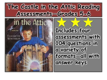 The Castle in the Attic Reading Assessments—Grades 5-6