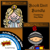 The Castle in the Attic and Ella Enchanted Bundled Book Units
