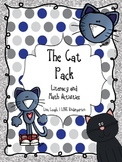 The Cat Pack: Literacy And Math Activities